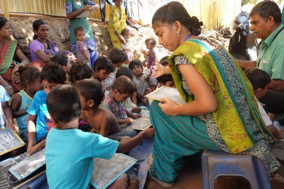 Slumschule