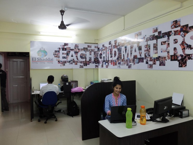 SCAN Büro in Panjim