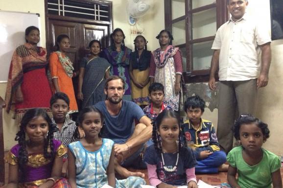 Besuch im Dream Centre Chennai