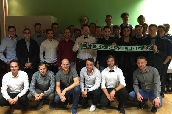 Kißlegger Fußballer sammeln Spenden mit Tombola